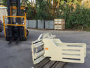 Pull Push Type CASCADE Forklift Clamps 1200-1450mm Faceplate Width