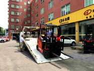 Full Electric Battery Powered Forklift For Factory 2000 Kg Loading