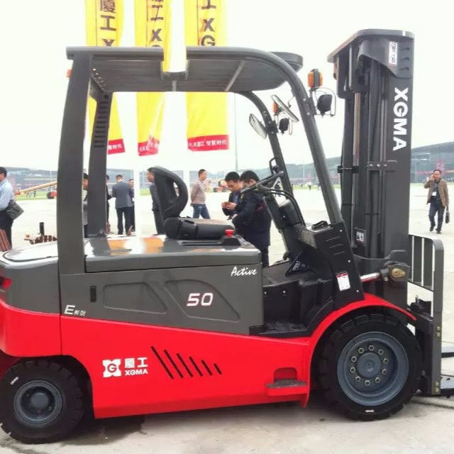 3t 4.2t Internal Combustion Forklift With Diesel Mitsubishi Hydraulic Pump